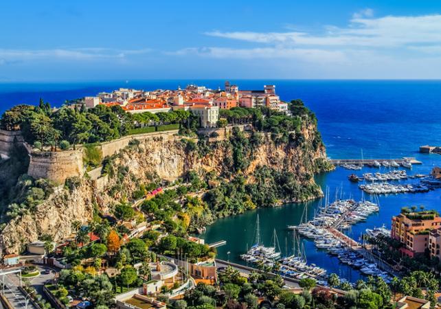 Transfert privé depuis le Golfe de Saint-Tropez vers Monaco - Saint-Tropez -