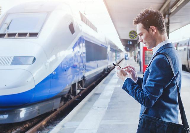 Transfert privé depuis la gare de Toulon vers le Golfe de Saint-Tropez - Saint-Tropez -