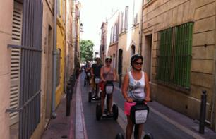 Segway Tour: The Old Neighbourhoods of Marseilles