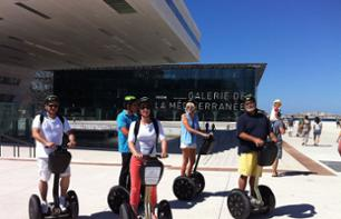 Discover Marseilles by Segway – 90-minute tour