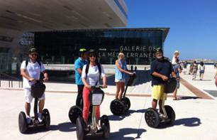 Grand tour de Marseille en Segway