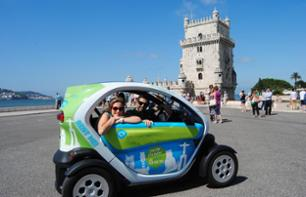 Tour of Lisbon by Electric Car on the Theme of Seafaring and Exploration