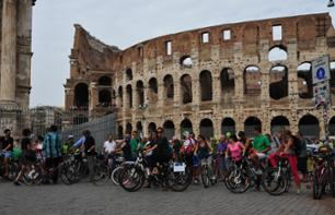 Guided Tour of Rome by Electric Bike – Palazzo Madama, Piazza Navona, the Colosseum, the Capitoline Hill and the Palatine Hill