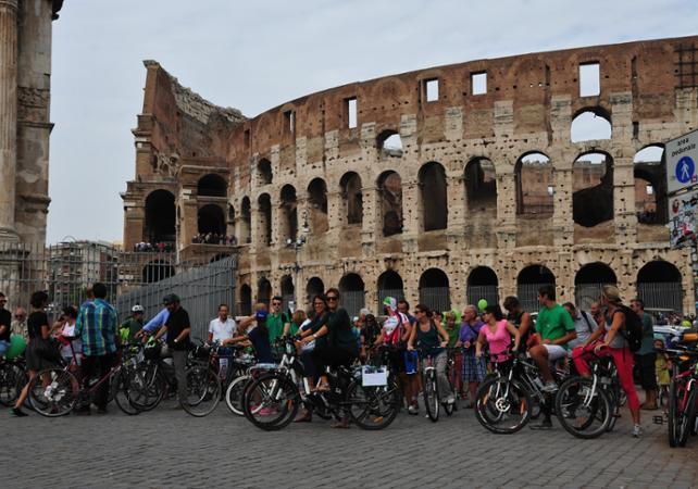 ,Coliseo,Colosseum,Palatino,Palatine,Visita guiada