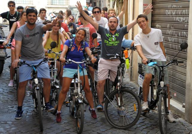 ,Castillo Sant'Angelo,Sant'Angelo Castle,En bici