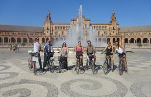 Guided Tour of Seville by Electric Bike