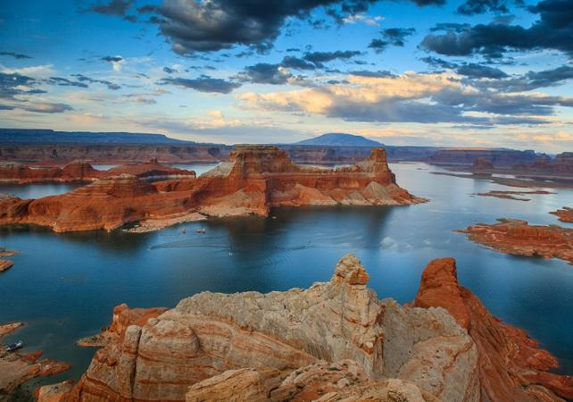 Excursion de 3 jours : Grand Canyon, Lac Powell, Bryce Canyon et parc national Zion – Au départ de Las Vegas - Las Vegas - Ceetiz