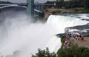 4-Day Excursion from New York: Niagara Falls, Philadelphia, Washington DC and the Amish Country