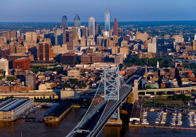 Salir de la ciudad,Excursions,Excursion to Philadelphia