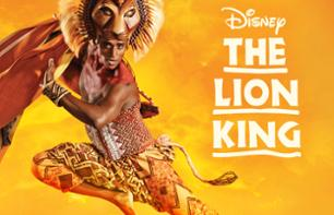 The Lion King musical, London