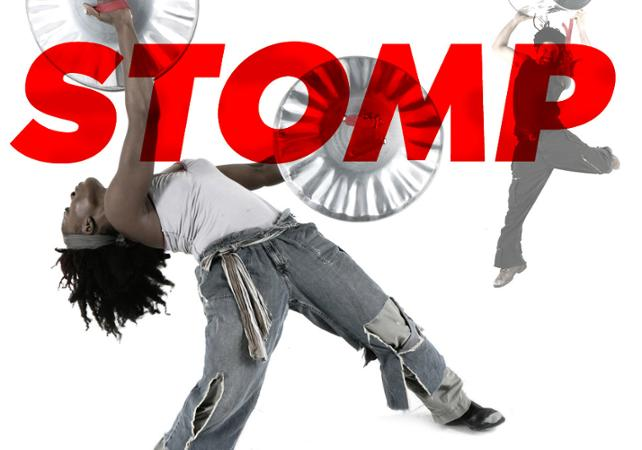 Spectacle Londres Stomp - Londres -