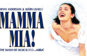 Spectacle Mamma Mia Londres