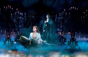 Phantom of the Opera: Show + Dinner