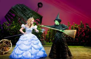 Wicked the Musical: Show + Dinner