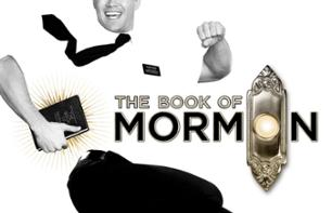 Bilhete comédia musical The Book of Mormon em Londres