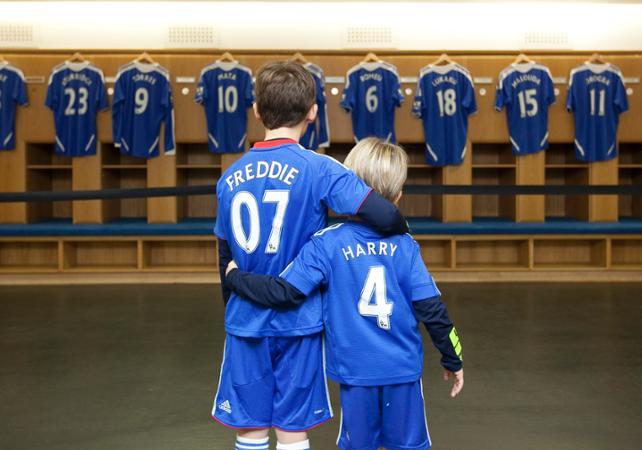 Photo Visite guidée du stade de Stamford Bridge et du Musée de Chelsea FC