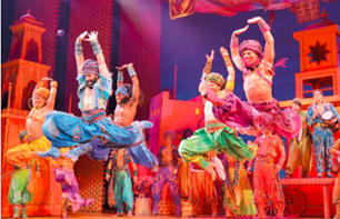 Spectacle ALADDIN à Londres – Billets spectacle