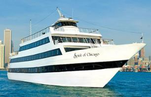 Lunch or Brunch Cruise on Lake Michigan