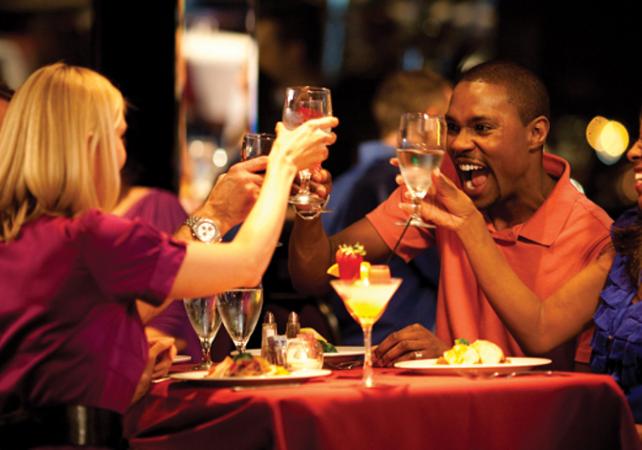 Diner croisière VIP sur le fleuve Delaware à Philadelphie - Philadelphie - Ceetiz