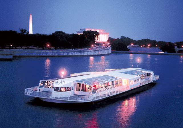 Washington Dc Dinner Cruise Washington Dc Romantic