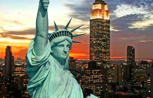 Icons of New York: Tickets for the Empire State Building & Cruise around the Statue of Liberty