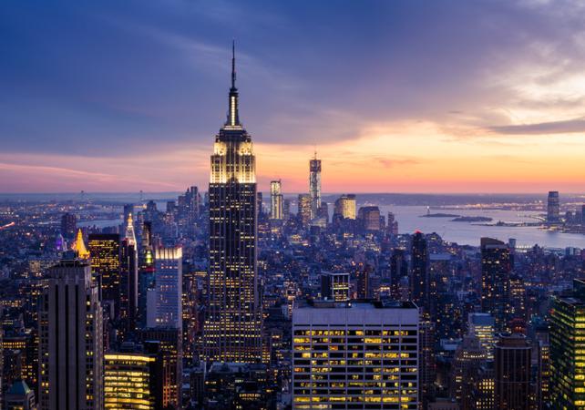 Accès VIP Empire State Building – Billet coupe-file jusqu'au 86ème étage - New York -