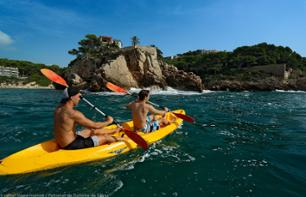 Kayak Rental: 1 or 2 Hours - Salou, Cambrils or Ametlla de Mar (Costa Daurada
