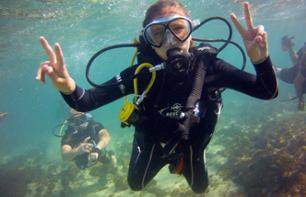 Introductory Diving Lesson - Cambrils or Ametlla de Mar (Costa Daurada)