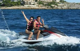 Jet Skiing in Costa Daurada