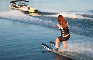 Water Skiing in Salou (Costa Daurada)