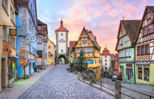 Day Trip to Rothenburg with a Picnic Lunch – Departing from Frankfurt