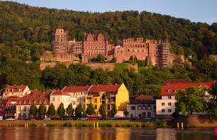 Day Trip to Heidelberg and Rothenburg – Departing from Frankfurt
