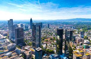 Guided Tour of Frankfurt + Half-Day in the Rhine Valley with Dinner and Cruise