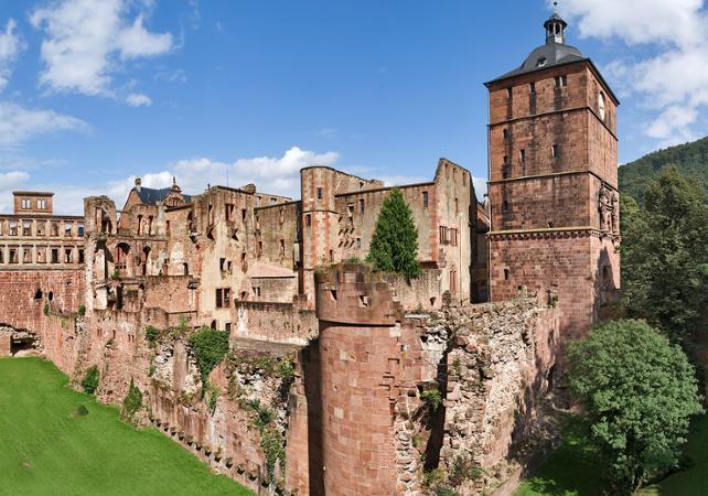 Excursion d'une demi-journée  à Heidelberg – Au départ de Francfort - Francfort - Ceetiz