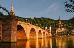 Day Trip to Heidelberg and the Rhine Valley – Departing from Frankfurt