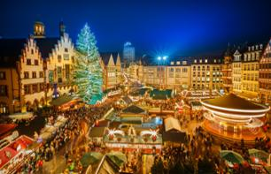 Rüdesheim Christmas Market & Traditional Dinner on the Banks of the Rhine – Departing from Frankfurt