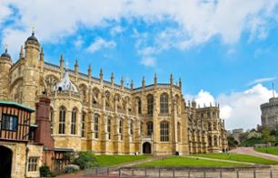 Excursion to Windsor Castle, Stonehenge (guided visits) and Bath - Departure from London