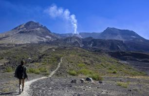 Excursion to Mount Saint Helens & Hike on the Volcanic Grounds