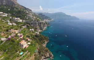 Private boat trip on the Amalfi Coast - departing from Sorrente