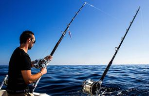 Sport Fishing in the Mediterranean – Departing from Antibes