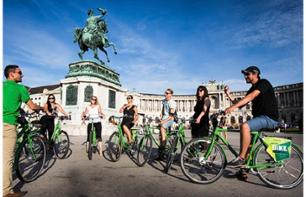 Visit Vienna by bike