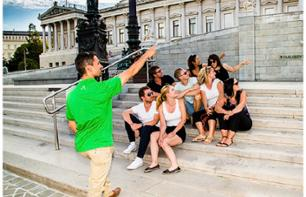 Guided walking tour of Vienna