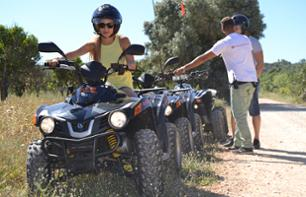 Quad Bike Tour of Algarve - Departure from Albufeira and Nearby Areas