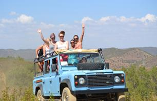 4 or 8 Hour Jeep Tour in Algarve - Departure from Albufeira, Lagos, and Nearby Areas