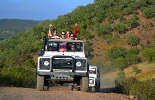 Jeep Tour and Cruise in Algarve - Departure from Albufeira, Lagos, and Nearby Areas