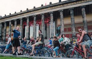 Visita guidata di Berlino in bicicletta