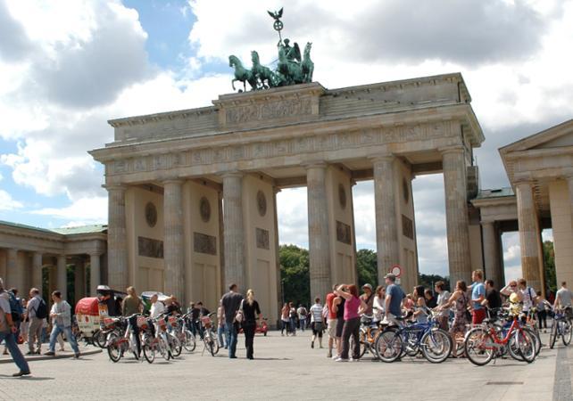 Photo Visite guidée de Berlin en vélo autour de l'Allemagne Nazie
