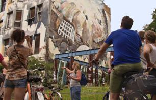 Guided bike tour of modern Berlin - in English