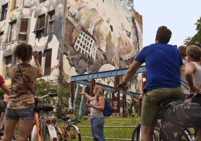 Photo Visite guidée du Berlin moderne à vélo