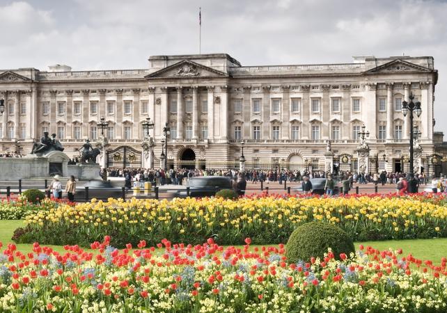 Balade royale guidée à vélo - Londres -